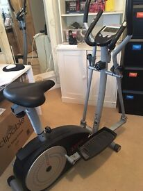 Cross Trainer/Cycle Rower - YORK XC530