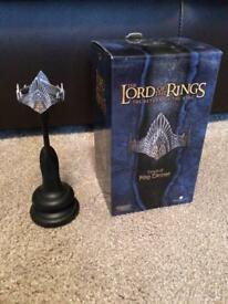 Lord of the Rings Crown of King Elessar
