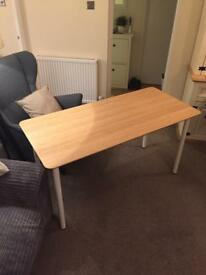 Ikea desk/ table good condition