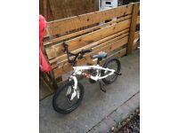 Kids bmx bike for spares or repair