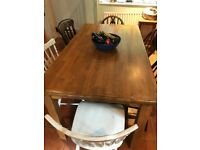 Dining Table for sale. Solid 6 place table from John Lewis