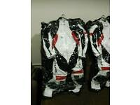 Complete Leather Motor bike suit