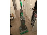 Dyson upright hoover & new attachments