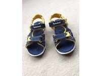 Kids Timberland adventure seeker sandal UK 8.5 (hardly worn)