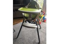 Mamas and papas juice high chair
