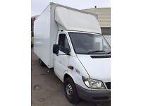 Luton Box Van - 05 Reg (MERCEDES) Excellent £4500