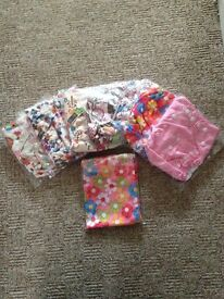 Little blooms reusable nappies
