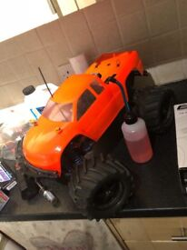 Traxxas tmaxx 2.5 fully working