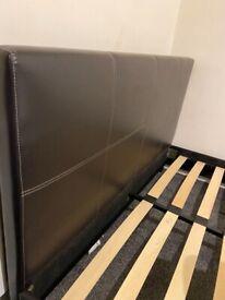 Double bed + Headboard