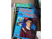 Star Trek Monthly Comics