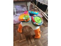 Chicco Toddler Drum music band toy