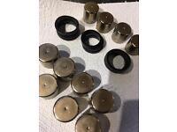 Tokico 6 Pot calliper pistons & seals
