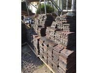 Broseley roof tiles