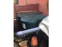 Cloverleaf CL3 Large Pond Filter & Large Pre Filter