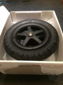 Bugaboo all terrain wheels