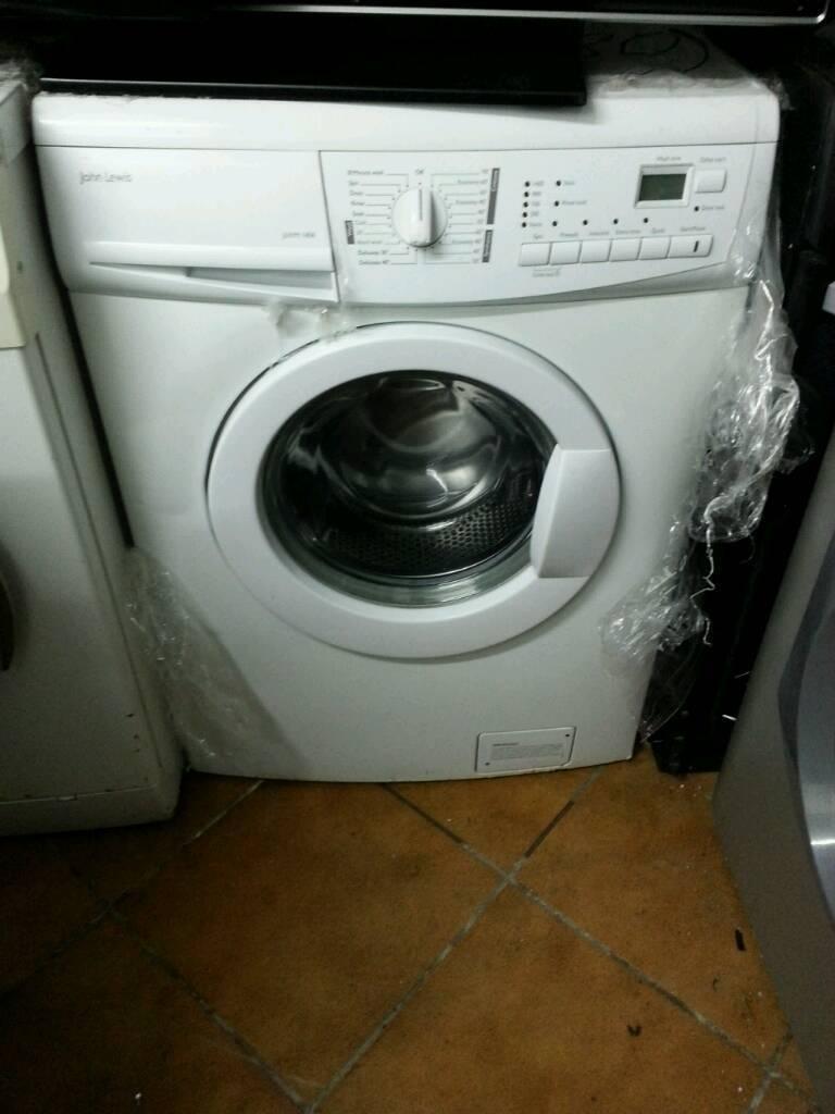 Washing machine John lewis
