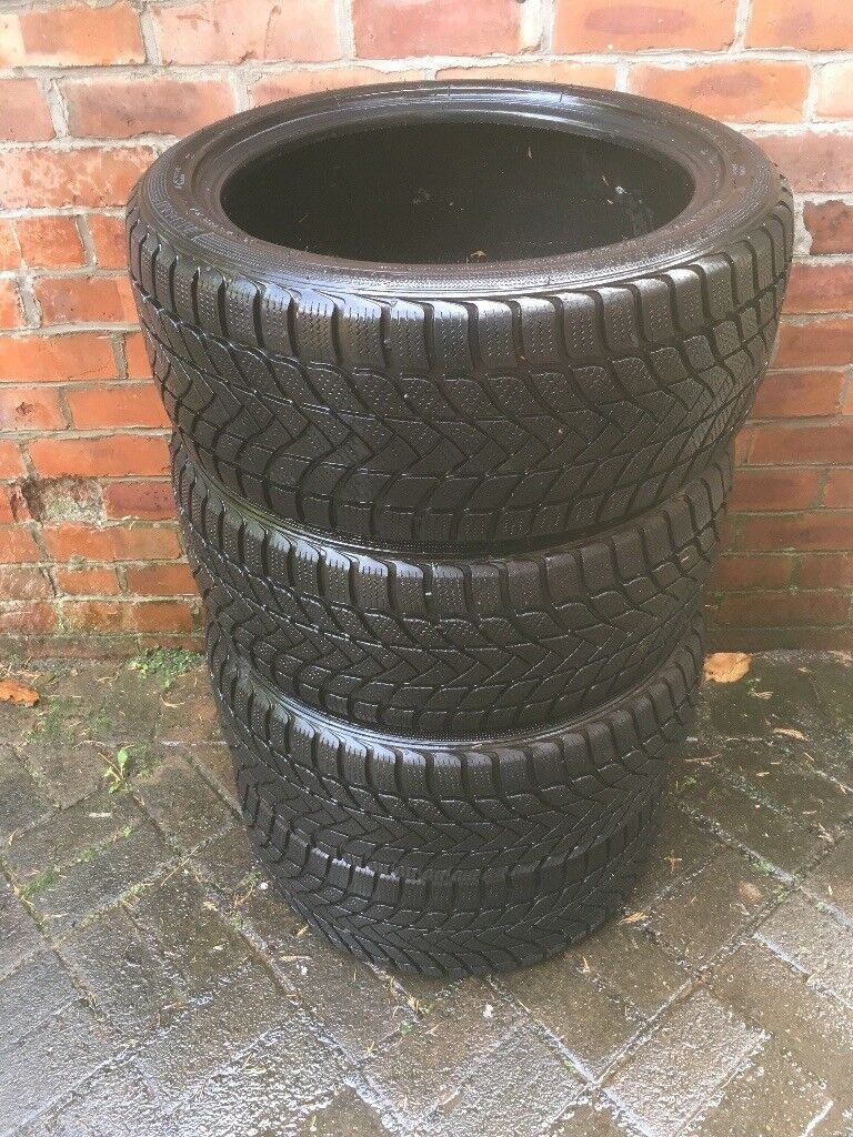 4 Landsail 225/45 R17 Winter Tyres
