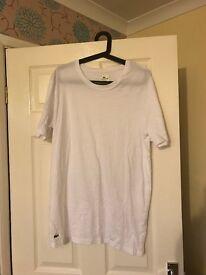 3 pack men's Lacoste t shirts
