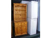 CAN DELIVER - SPACE SAVER PINE DRESSER IN GOOD CONDITION