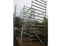Various NEW Scaffold Towers