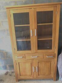 Kitchen wooden dresser