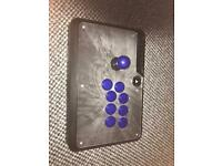 Official Sony PlayStation licensed 8-button arcade stick (PS4/PS3/PC)
