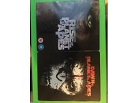 Planet of the Apes limited edition blu ray steelbook