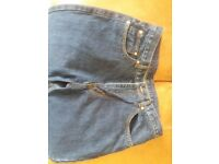 Mens New Blue Jeans size 32