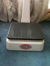Power  Maxx,  (stand on body vibrations) West Hoxton Liverpool Area Preview