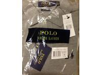 Ralph Lauren short & long sleeve polo (BNWT)