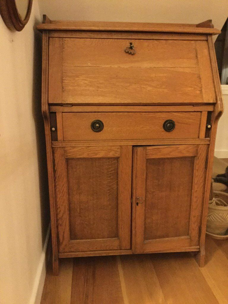 Small Desk With Drop Down Top In Pennington Hampshire Gumtree