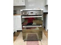 Hot point double oven