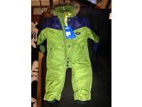 Ted Baker baby boy snow suit