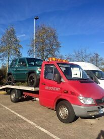 Recovery Mercedes sprinter ! 03 plate