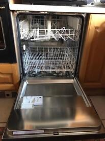 Hotpoint Deluxe Integrated Dishwasher