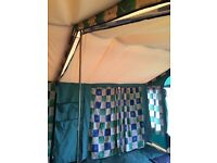 Cabanon mistral trailer tent