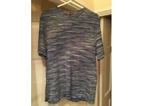 Mens Missoni T shirt Large