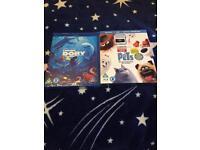 Brand New wrapped Blu Rays