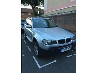 BMW X3 2005 | 2.0L DIESEL | MANUAL | HPI CLEAR | NOT VAUXHALL ASTRA, GOLF, POLO, AUDI, MERCEDES