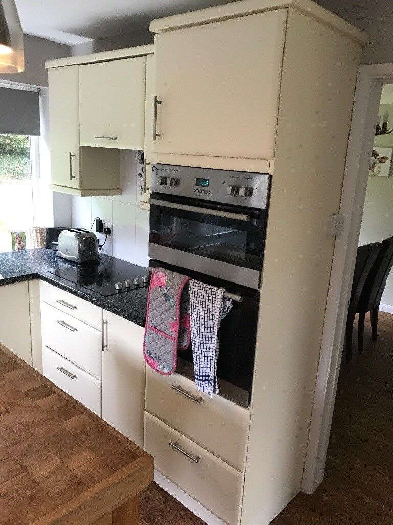 Fully integrated kitchen for sale