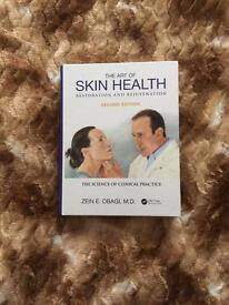 Skin health book by Dr Zein OBAGI RRP£127 new