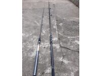 For sale 2 new fishing rods