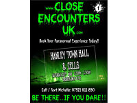 GHOST HUNT - HANLEY TOWN HALL .... SATURDAY 20th MAY 2017