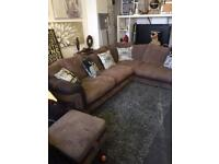 Dfs corner sofa £275 includes delivery