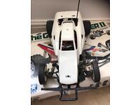 Tamiya grasshopper Rc car