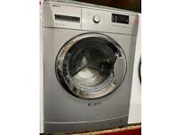 7KG SILVER/CHROME BEKO WASHING MACHINE