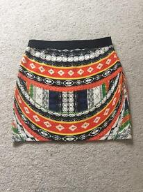 Ladies Skirt Zara Size M