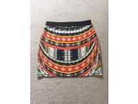 Ladies Skirt Zara Size M