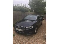 FOR SALE AUDI A3 Tdi SE 1.6ltr Black