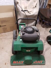 Billy Goat Leaf Vacuum KD510SP with powered drive